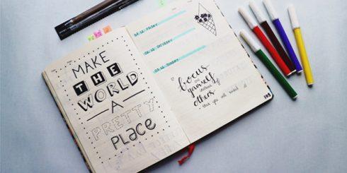 notebook - hobbies for girls