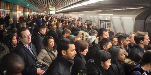 TTC Toronto Public Transit