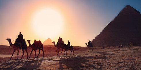 Egypt Pyramids Travel