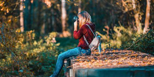 travel nature photography - new hobby