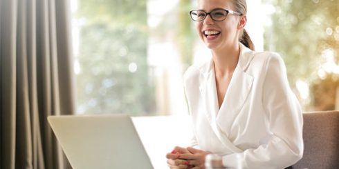 dream career working from home laptop business