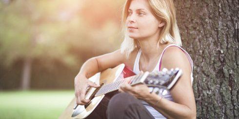 guitar girl musicians