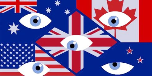 five eyes - surveillance - big brother