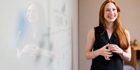 female woman in business entrepreneurship